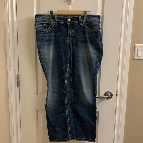 Silver Jeans size 16/29